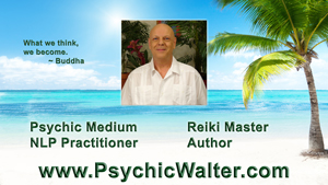 Certified NLP Practitioner, Certified Reiki Master, Certified Psychic